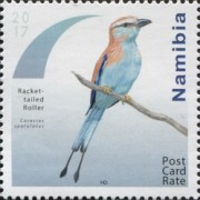 [Birds - Rollers of Namibia, Typ AGZ]