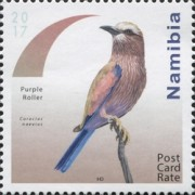 [Birds - Rollers of Namibia, Typ AHA]