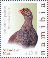 [Birds - Francolins and Spurfowls of Namibia, type AHL]