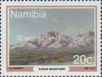 [Mountains of Namibia, Typ AO]
