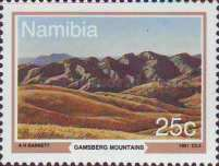 [Mountains of Namibia, Typ AP]