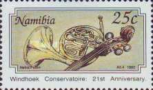 [The 21st Anniversary of Windhoek Conservatory, type AX]