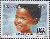 [S.O.S. Child Care in Namibia, type CC]