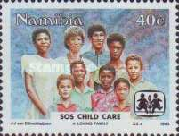 [S.O.S. Child Care in Namibia, type CD]