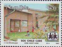 [S.O.S. Child Care in Namibia, type CE]