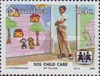[S.O.S. Child Care in Namibia, type CF]