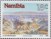 [Namibia Landscapes, type D]