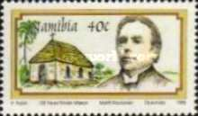 [The 125th Anniversary of Finnish Missionaries in Namibia, type DX]