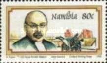 [The 125th Anniversary of Finnish Missionaries in Namibia, type DY]