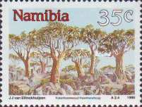 [Namibia Landscapes, type E]