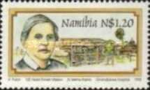 [The 125th Anniversary of Finnish Missionaries in Namibia, type EA]