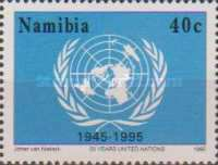[The 50th Anniversary of the United Nations, type EG]