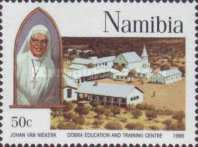 [The 100th Anniversary of Catholic Missions in Namibia, type EL]