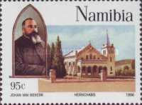 [The 100th Anniversary of Catholic Missions in Namibia, type EM]