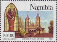 [The 100th Anniversary of Catholic Missions in Namibia, type EN]