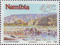 [Namibia Landscapes, type F]