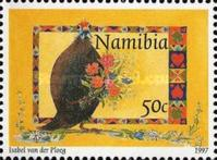 [Greeting Stamps - Guineafowl, type GG]