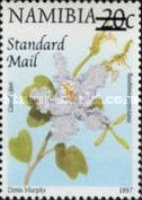 [Flora and Fauna Stamps of 1997 Surcharged, Typ HD3]