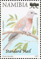 [Flora and Fauna Stamps of 1997 Surcharged, Typ HG1]