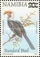 [Flora and Fauna Stamps of 1997 Surcharged, Typ HJ3]