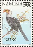 [Flora and Fauna Stamps of 1997 Surcharged, Typ HJ4]