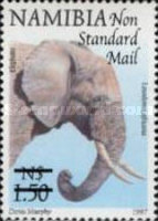 [Flora and Fauna Stamps of 1997 Surcharged, Typ HO1]