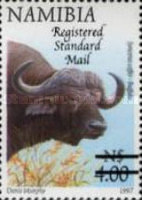 [Flora and Fauna Stamps of 1997 Surcharged, Typ HQ2]