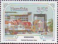 [The 100th Anniversary of Windhoek, type I]