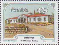 [The 100th Anniversary of Windhoek, type J]