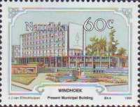 [The 100th Anniversary of Windhoek, type K]