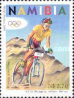 [Olympic Games - Athens, Greece, type RH]