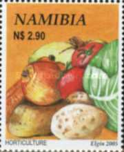 [Crop Production in Namibia, Typ SF]