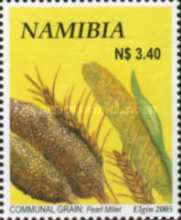 [Crop Production in Namibia, Typ SG]
