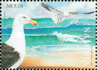 [Seagulls of Namibia, Typ ST]