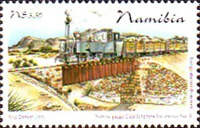 [The 100th Anniversary of Railroad in Namibia, Typ TY]