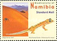 [Flora and Fauna - Biodiversity of Namibia, Typ UF]
