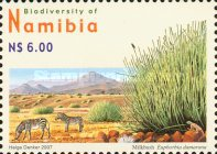 [Flora and Fauna - Biodiversity of Namibia, Typ UI]