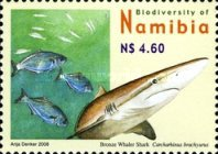 [Flora and Fauna - Biodiversity of Namibia, type WW]