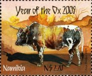 [Chinese New Year - Year of the Ox, type XD]