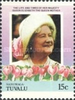 [The 85th Anniversary of the Birth of Queen Elizabeth, 1900-2002, Typ BE]