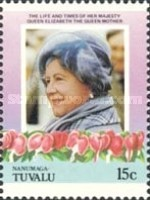 [The 85th Anniversary of the Birth of Queen Elizabeth, 1900-2002, Typ BF]