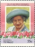 [The 85th Anniversary of the Birth of Queen Elizabeth, 1900-2002, Typ BH]