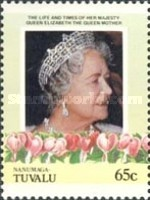 [The 85th Anniversary of the Birth of Queen Elizabeth, 1900-2002, Typ BI]