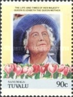 [The 85th Anniversary of the Birth of Queen Elizabeth, 1900-2002, Typ BK]