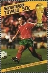 [Football World Cup - Mexico, Typ CD]