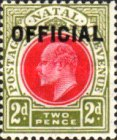 [Issue of 1904 Overprinted