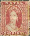 [Queen Victoria - Watermarked, type F5]