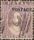 """[Overprinted """"POSTAGE."""" - Dot After, type H2]"""