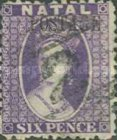"""[Overprinted """"POSTAGE"""" - No Dot After. See Also No. 38-42, type I2]"""