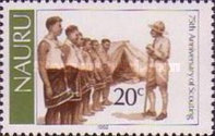 [The 75th Anniversary of Boy Scout Movement, type GE]